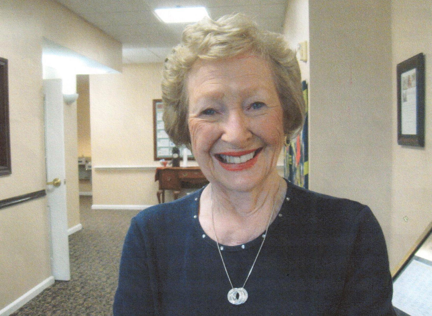 Eagleton, Gladys M