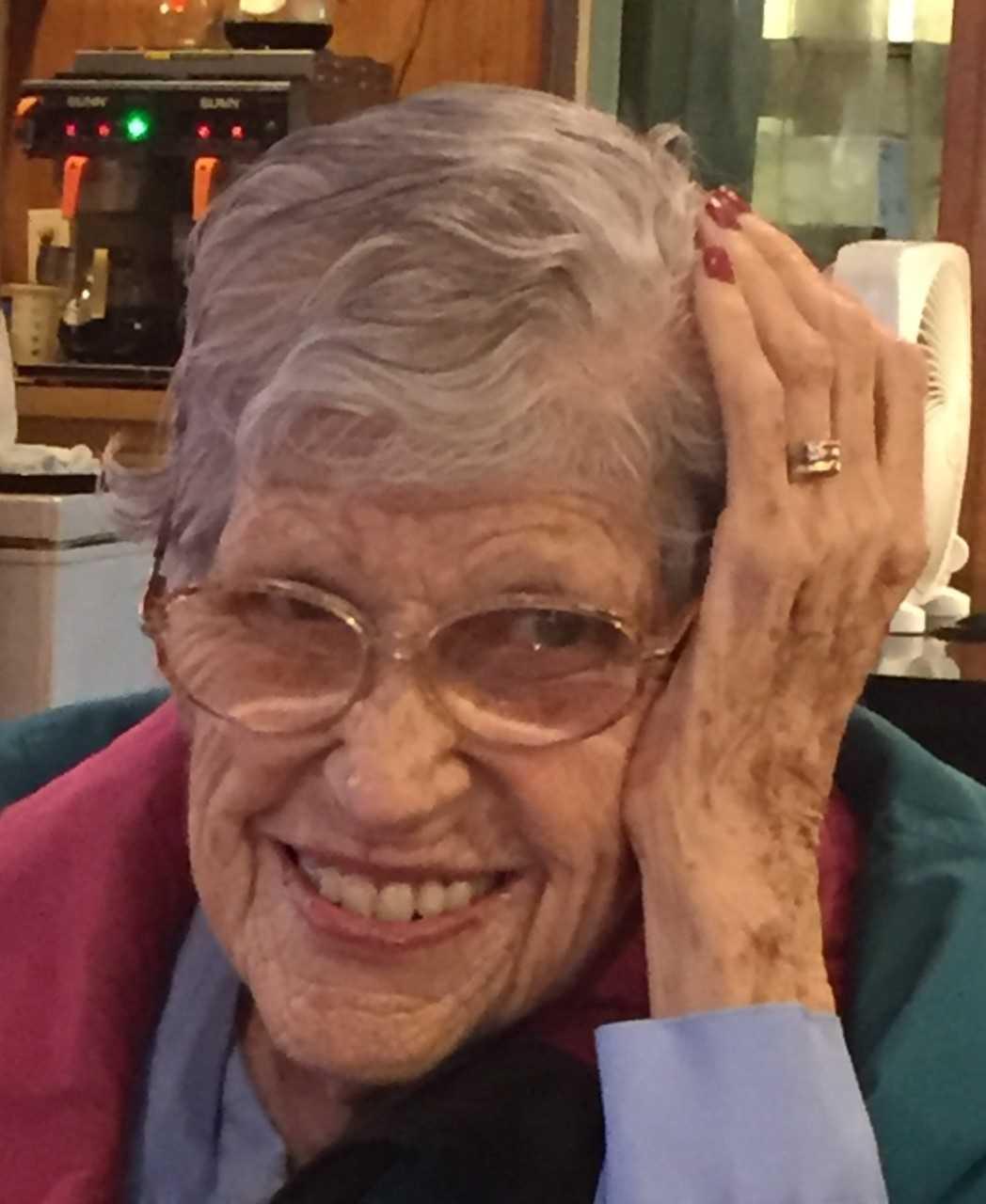 Schlotzhauer, Mildred M(